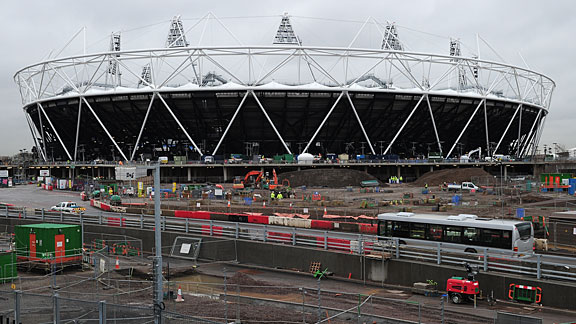 The future of the Olympic Stadium has been the subject of intense debate