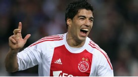 Luis Suarez: Scored 81 goals in 110 games for Ajax