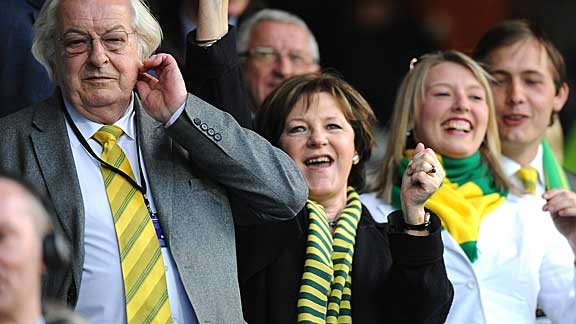 Delia Smith and Co. have Norwich City back in the black.