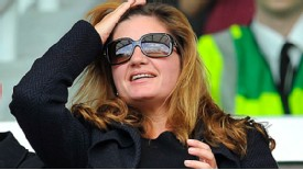 Karren Brady: Gave Avram Grant all he needed to do the job