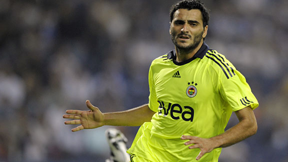 Dani Guiza spent three years at Fenerbahce
