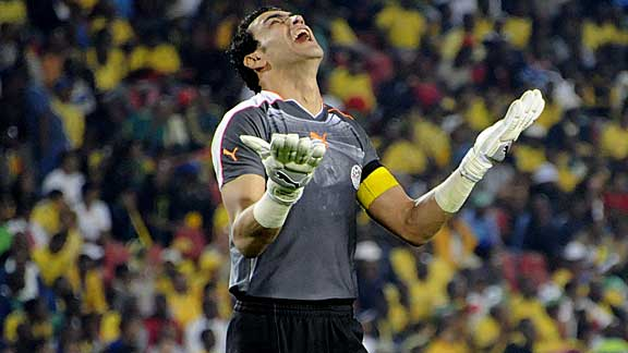 Essam El-Hadary is the signing that may well cause FC Sion's expulsion