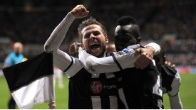 Yohan Cabaye and Cheik Tiote have helped Newcastle become unlikely top-four contenders
