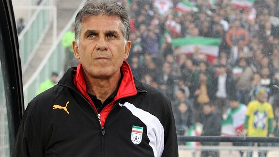 Carlos Queiroz: Talking up Iran's chances