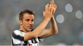Alessandro Del Piero departed Juventus as their all-time leading scorer with 289 goals