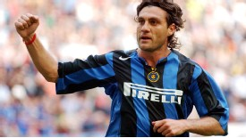 Christian Vieri spent six years at Inter