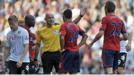 Peter Odemwingie red card