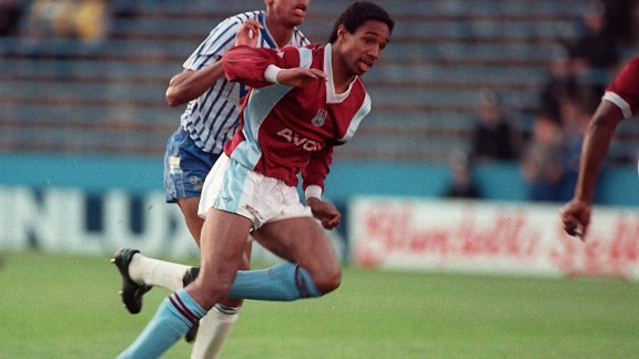Paul Ince: Was always given a hard time on his return to Upton Park