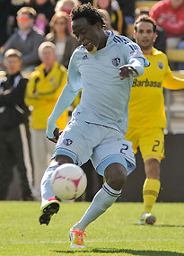 Kei Kamara: Headache for Houston