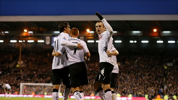 Dimitar Berbatov has found a home at Fulham