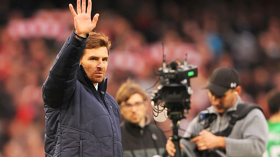 Andre Villas-Boas has questions to answer after a difficult day at Emirates Stadium