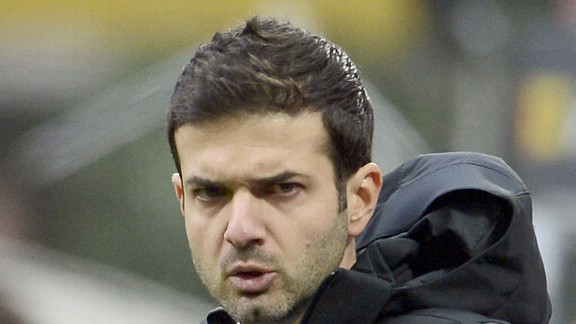 Inter coach Andrea Stramaccioni is growing tired of talking about his stand-off with Wesley Sneijder