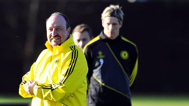 Rafa Benitez has shown he is able to bring the best out of Fernando Torres at Chelsea
