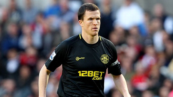 Gary Caldwell is one of Wigan's defensive injury concerns