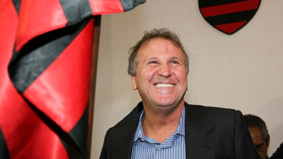 Zico: 89 goals in 1979 despite being out injured for two months