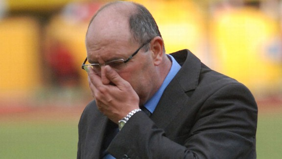 Uganda boss Bobby Williamson has won four East African Cups