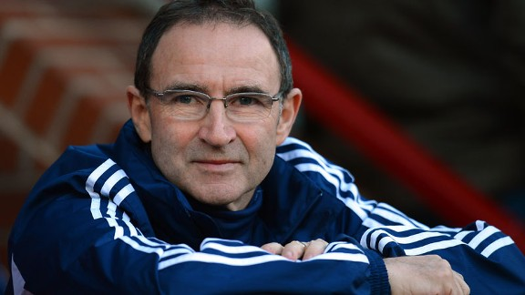 Martin O'Neill is focussing on picking up points over the festive period