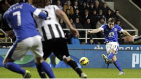 Leighton Baines possesses one of the finest left-footed deliveries in the game