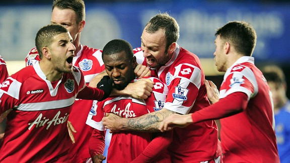 SWP's goal against his former club gives QPR a glimmer of hope