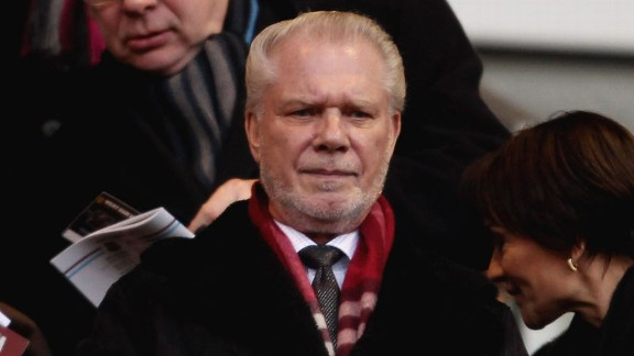 David Gold has overseen West Ham's return to the Premier League alongside co-owner David Sullivan.