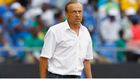 Gernot Rohr's Niger are all about the team ethic