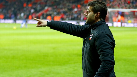 Mauricio Pochettino Southampton point
