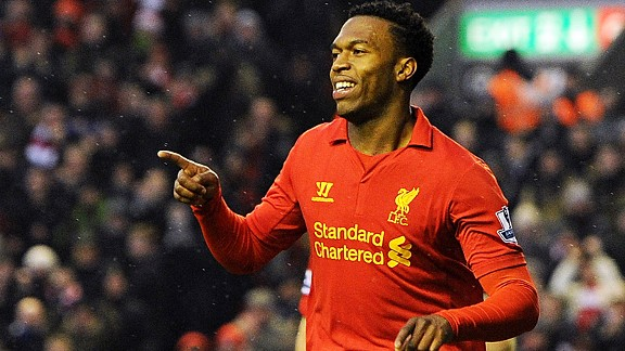 Daniel Sturridge began his career with Manchester City before moving to Chelsea