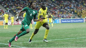 Bakary Kone is a key figure in Burkina Faso's solid defence