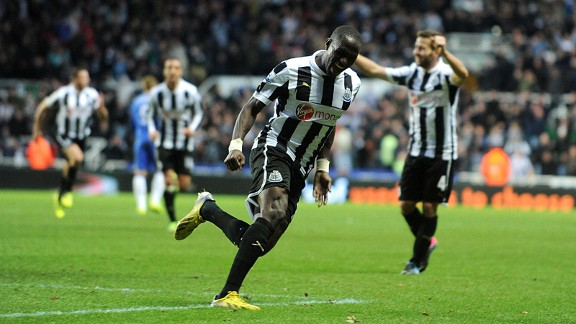 Newcastle's Moussa Sissoko hit the headlines following his man-of-the-match performance against Chelsea.