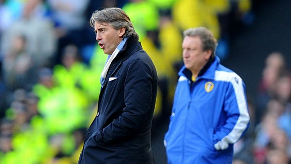 Roberto Mancini was eager for his side not to be eliminated from the FA Cup at the hands of lower-league opposition
