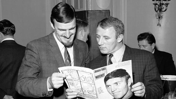 Jimmy Hill, Tommy Docherty
