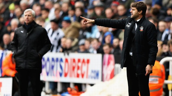 Mauricio Pochettino's tactics for Southampton impressed in their defeat against Newcastle
