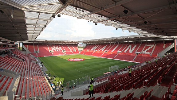 Mainz's new stadium, the Coface Arena, has be key to their development