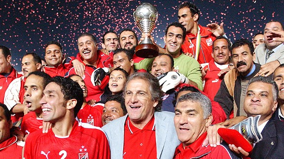 Al-Ahly won the African Champions League last year