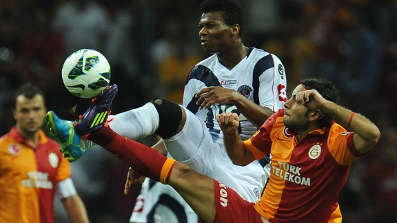 Selcuk Inan and Kalu Uche