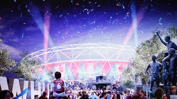 Olympic Stadium could mark the start of a new era for West Ham