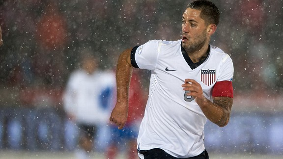USA skipper Clint Dempsey: A man for all seasons?