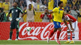 Ecuador's Jefferson Montero delivered against Paraguay