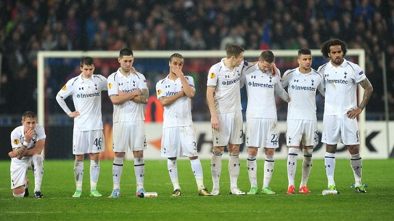 Tottenham players reflect on their Europa League exit