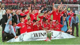 Bayern Munich's 2001 Champions League success was the last for a German club