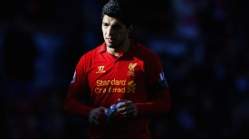 Dark times for Luis Suarez and Liverpool