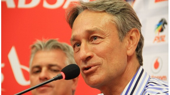 Muhsin Ertugral is back at Ajax Cape Town
