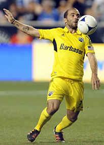 Columbus Crew's Federico Higuain will be crucial to success