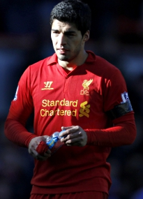 Luis Suarez: Controversial and talented