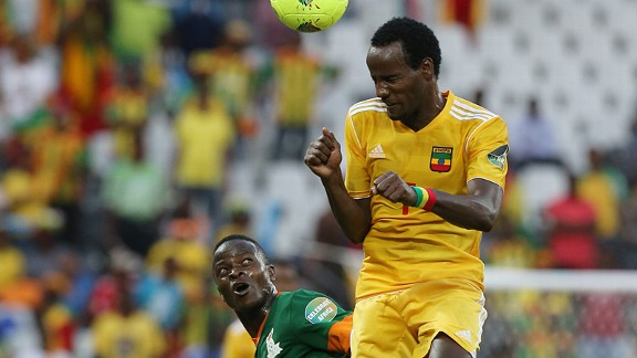 Saladin Said has been a standard-bearer for Ethiopian football