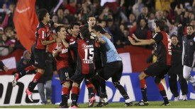 Newell's Old Boys celeb group Copa Libertadores