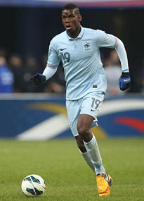Paul Pogba of Juventus and France