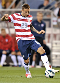 U.S. midfielder Fabian Johnson should have plenty of opportunities to do damage.