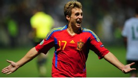 Barcelona and Spain youngster Gerard Deulofeu