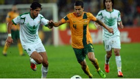 Tim Cahill has been influential in driving Australia towards World Cup qualification